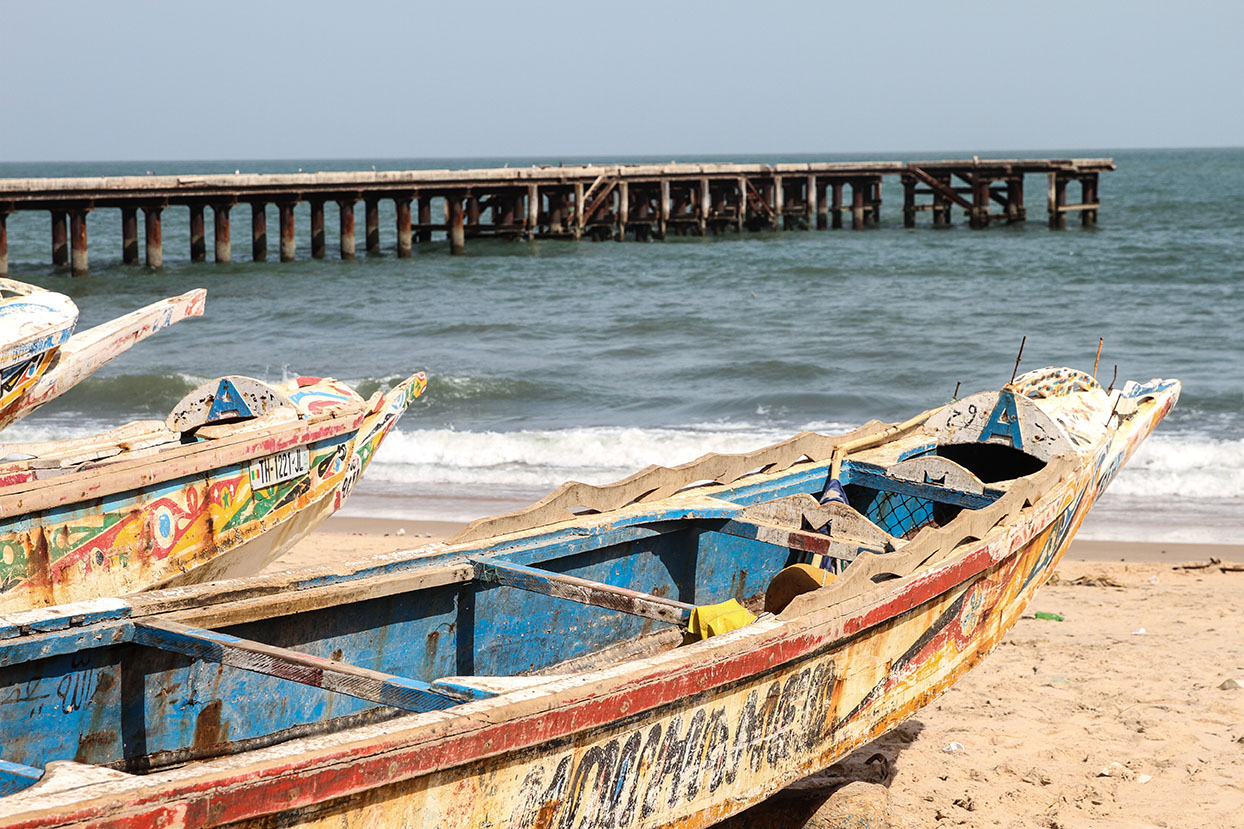 EU signs Sustainable Fishing Partnership Agreement with The Republic of The Gambia