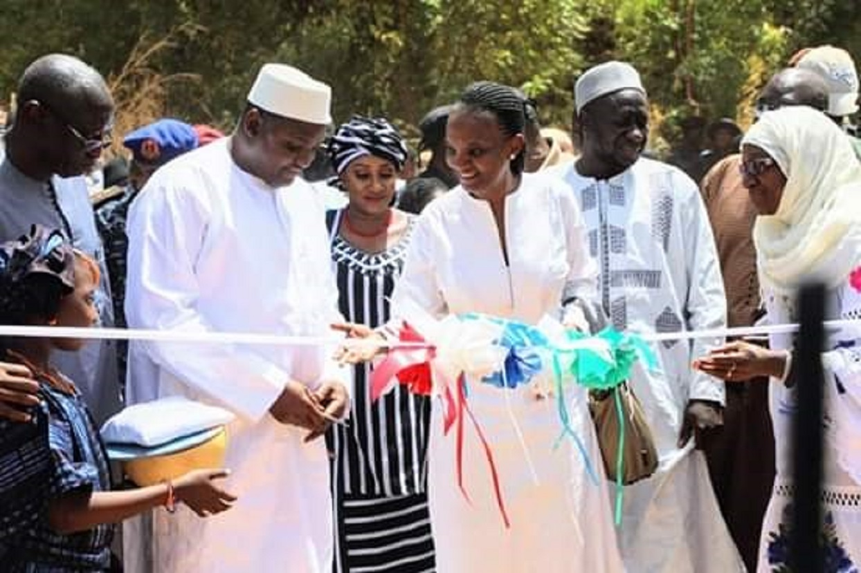 Inauguration of the Bansang Hydrological Headquarters in Central River Region (CRR)