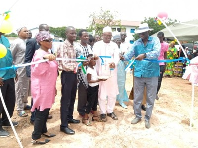 2 fish feed mills, aquaculture facility in Jahally, Kuloro inaugurated
